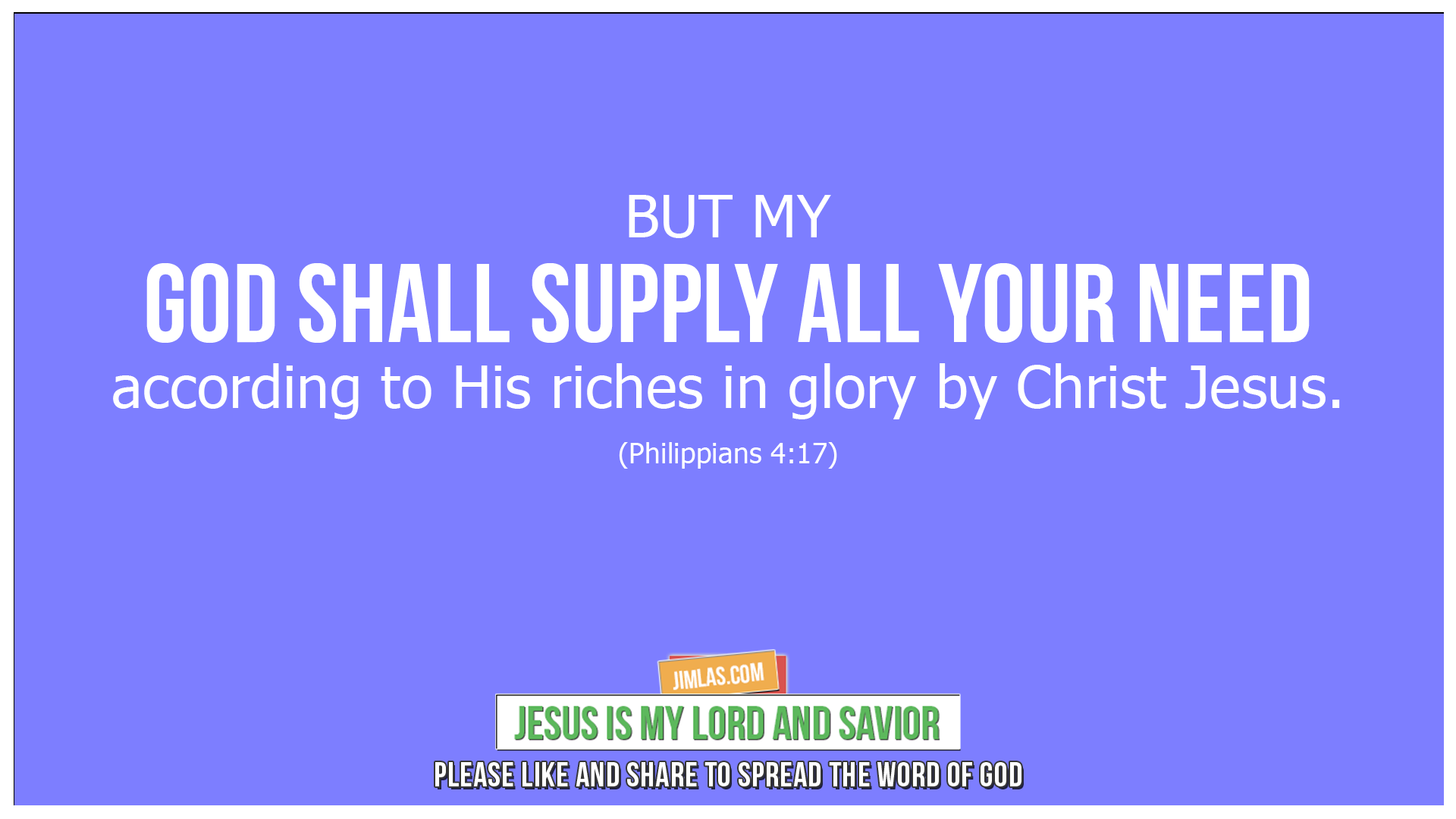 philippians 4 17, Philippians 4:17
