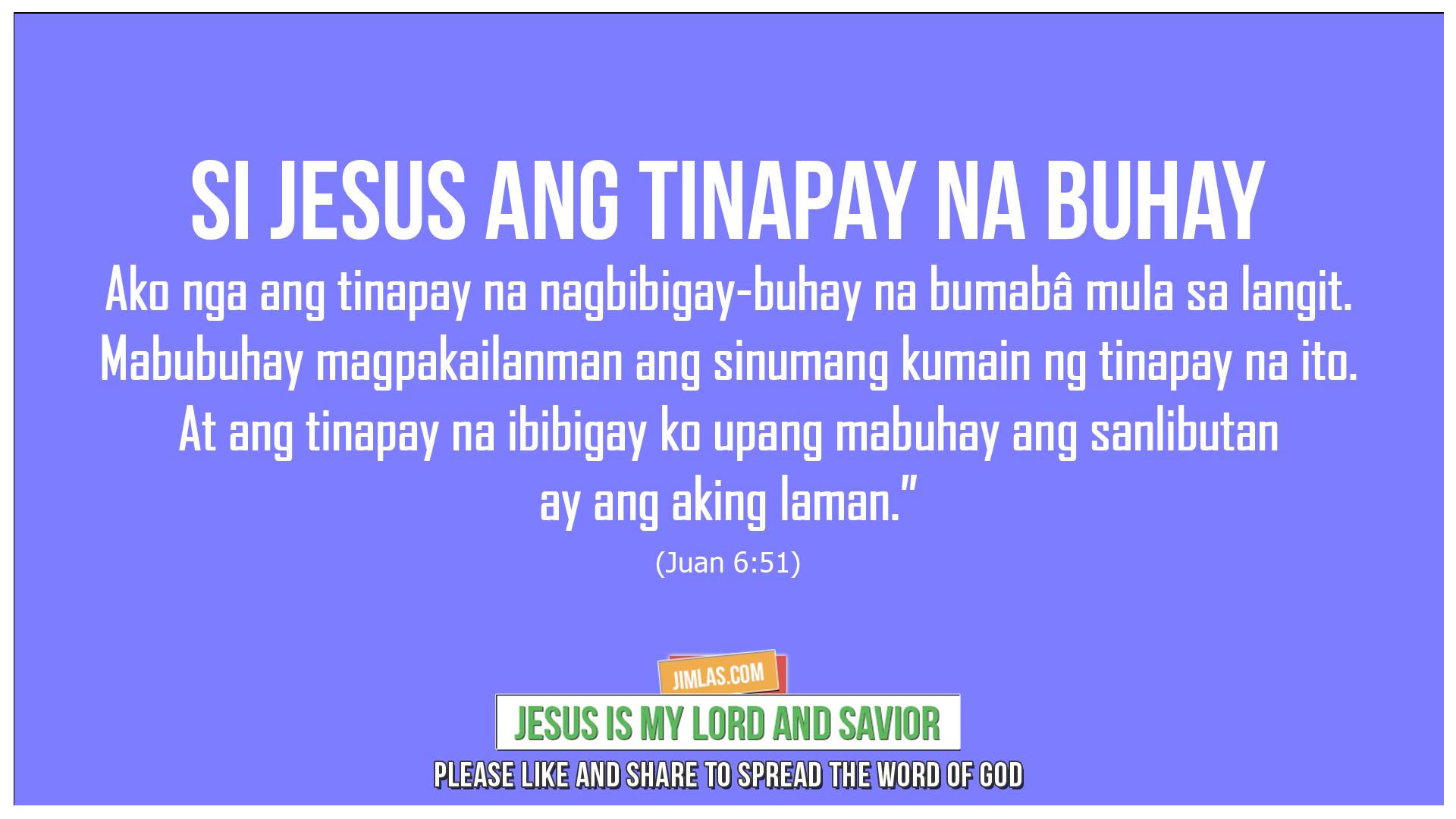 Juan 6 51, Juan 6:51