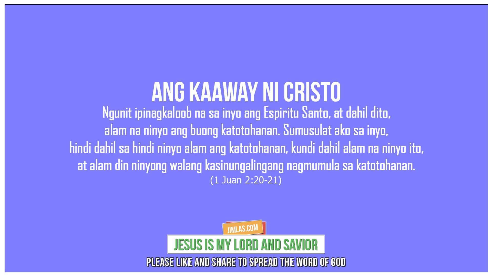 1 Juan 2:20-21, 1 Juan 2:20-21
