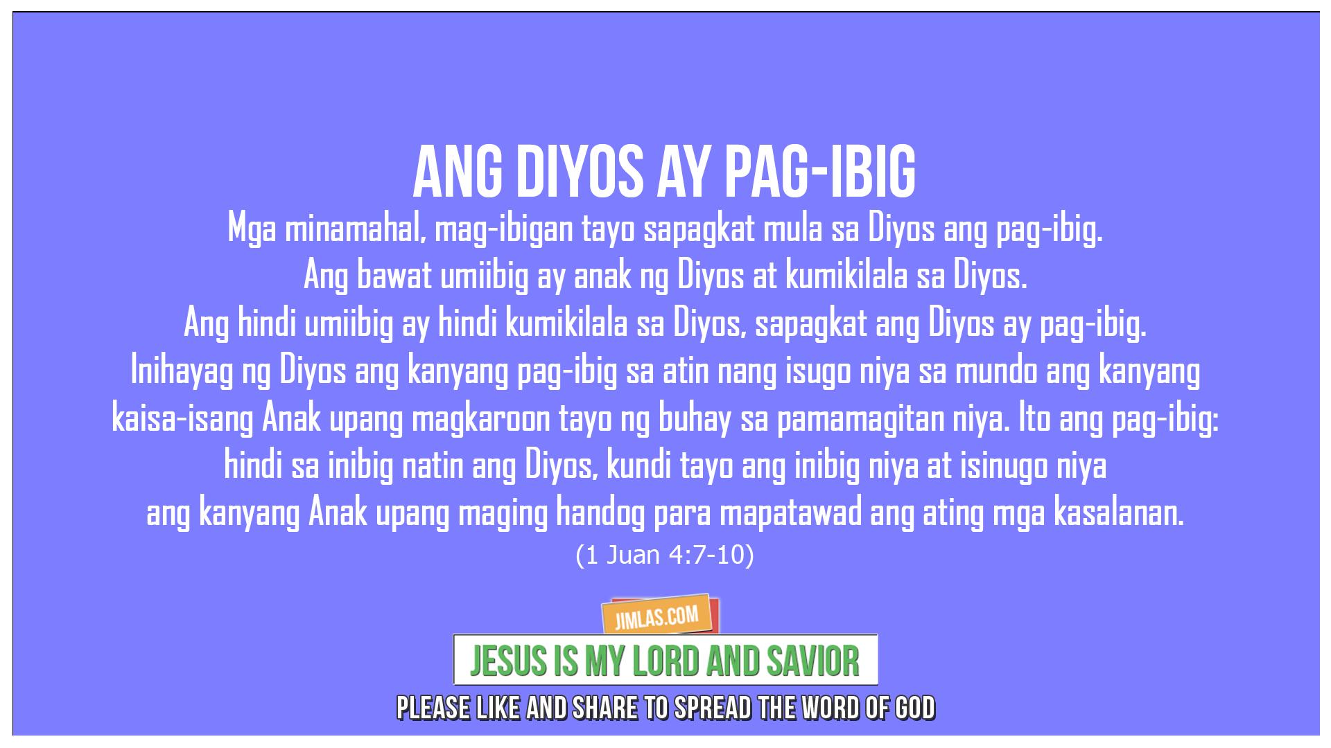 1 Juan 4:7-10, 1 Juan 4:7-10