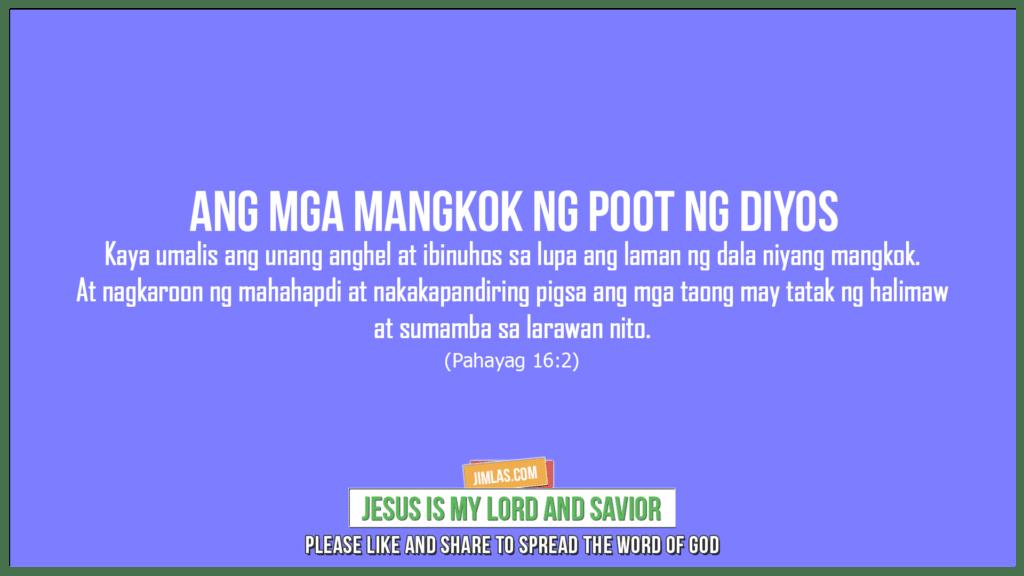 Pahayag 16:2, Pahayag 16:2