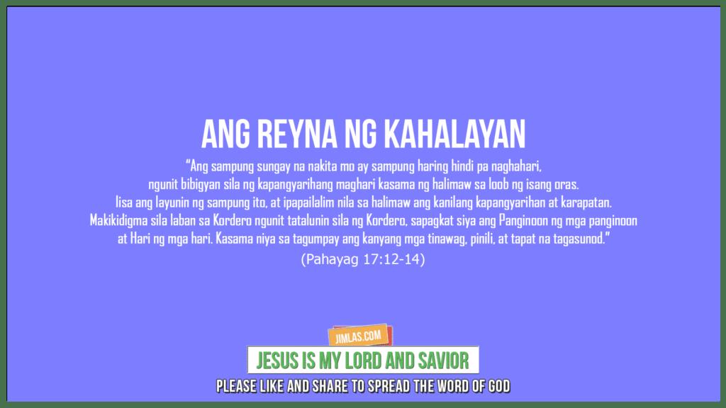 Pahayag 17:12-14, Pahayag 17:12-14