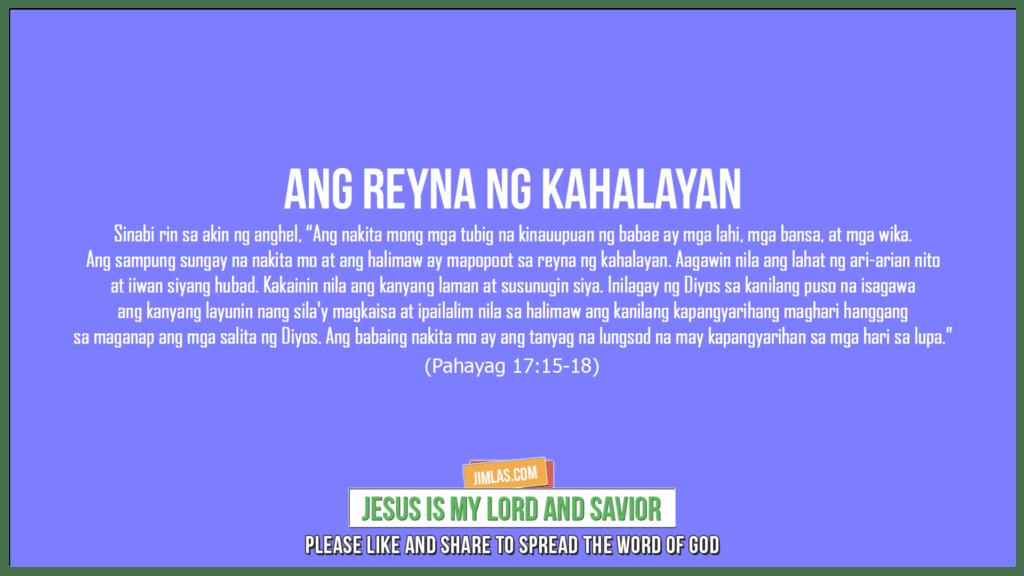 Pahayag 17:15-18, Pahayag 17:15-18