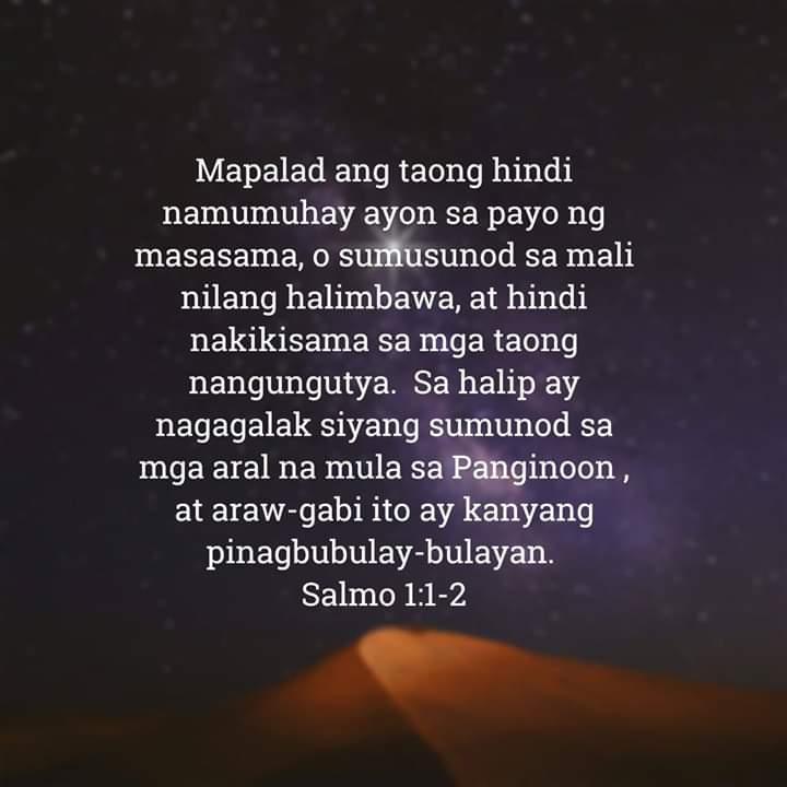 Salmo 1:1-2, Salmo 1:1-2