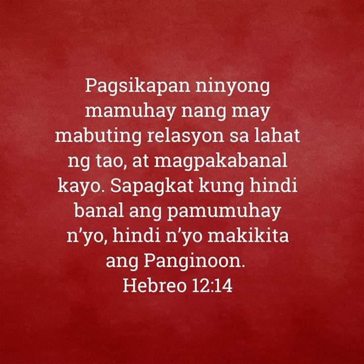 Hebreo 12:14, Hebreo 12:14