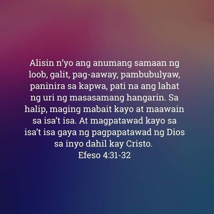 Efeso 4:31-32, Efeso 4:31-32