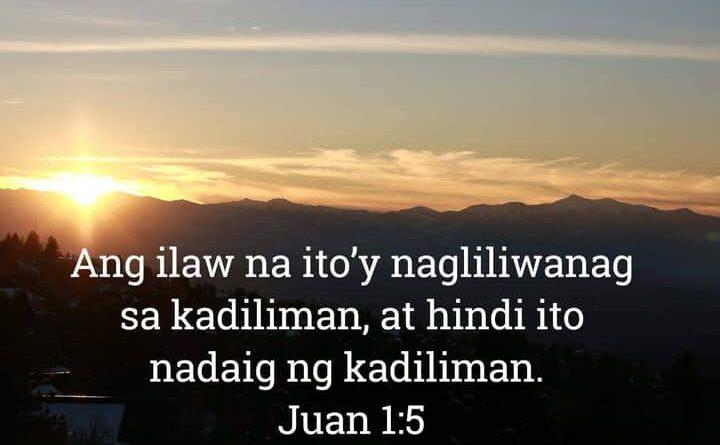 Juan 1:5
