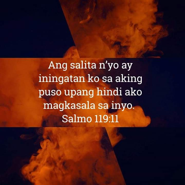 Salmo 119:11, Salmo 119:11