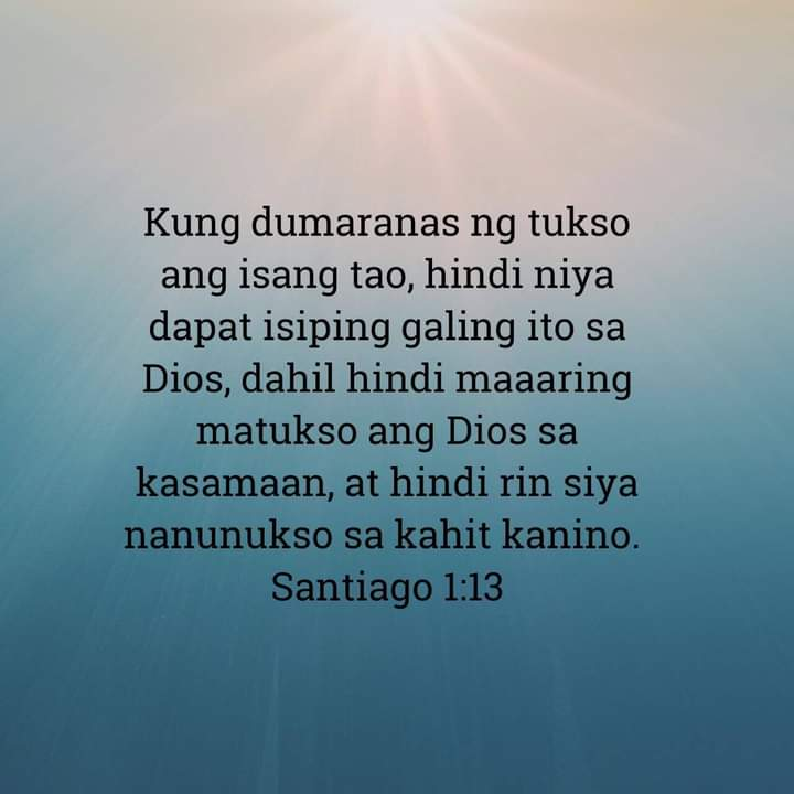 Santiago 1:13, Santiago 1:13