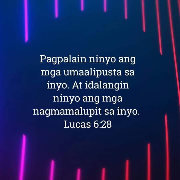 Lucas 6:28, Lucas 6:28