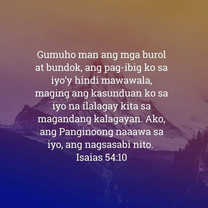 Isaias 54:10, Isaias 54:10