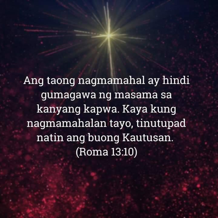 Roma 13:10, Roma 13:10
