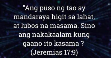 Jeremias 17:9, Jeremias 17:9