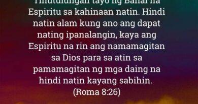 Roma 8:26, Roma 8:26