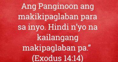 Exodus 14:14, Exodus 14:14