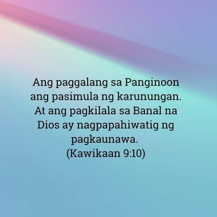Kawikaan 9:10, Kawikaan 9:10