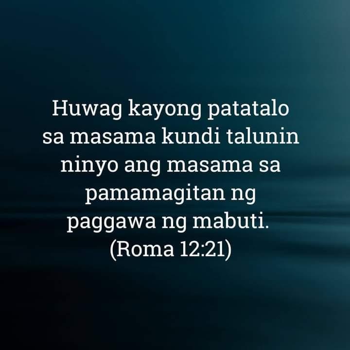 Roma 12:21, Roma 12:21
