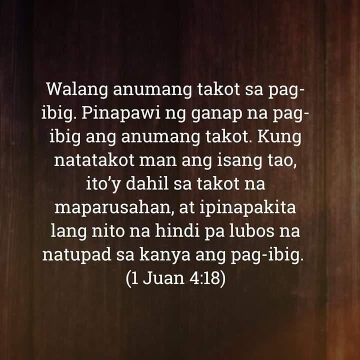 1 Juan 4:18, 1 Juan 4:18
