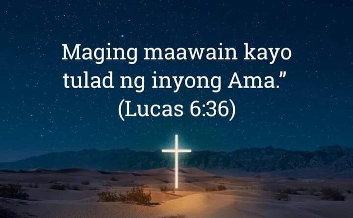 Lucas 6:36