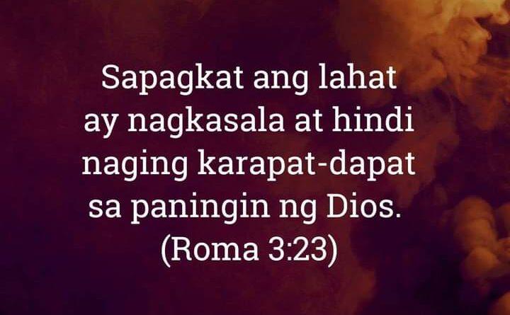 Roma 3:23