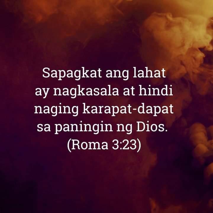 Roma 3:23, Roma 3:23