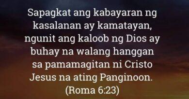Roma 6:23, Roma 6:23
