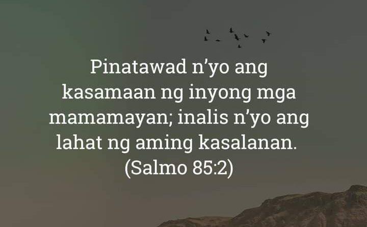 Salmo 85:2