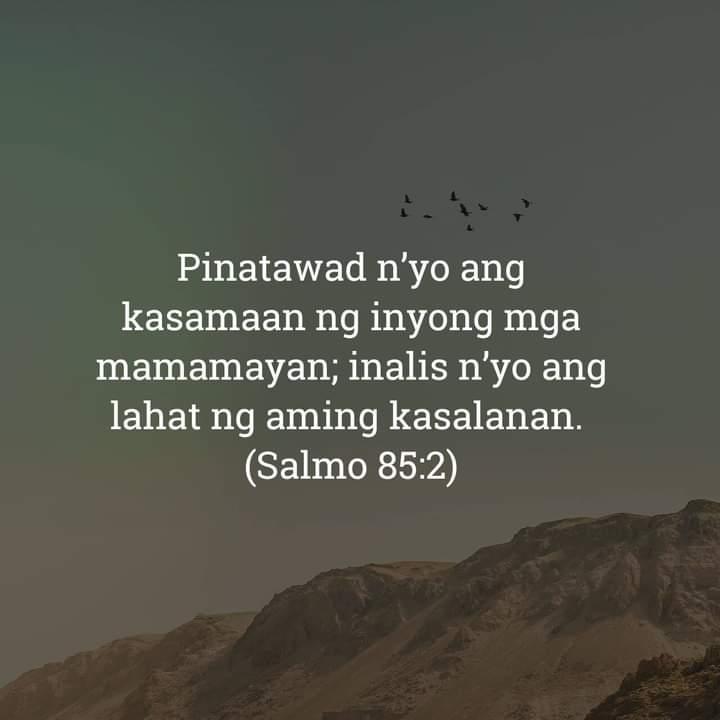 Salmo 85:2, Salmo 85:2