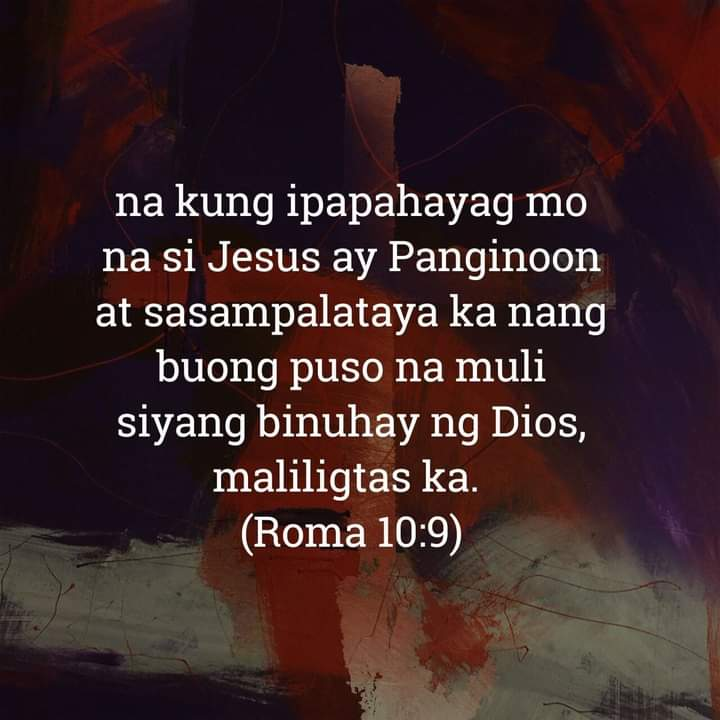 Roma 10:9, Roma 10:9