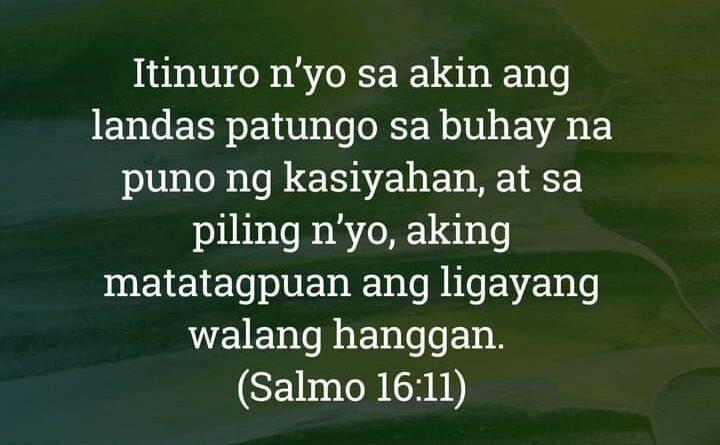 Salmo 16:11
