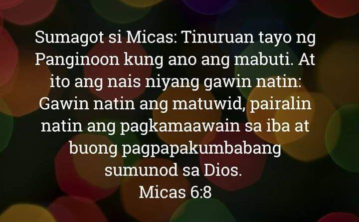 Micas 6:8