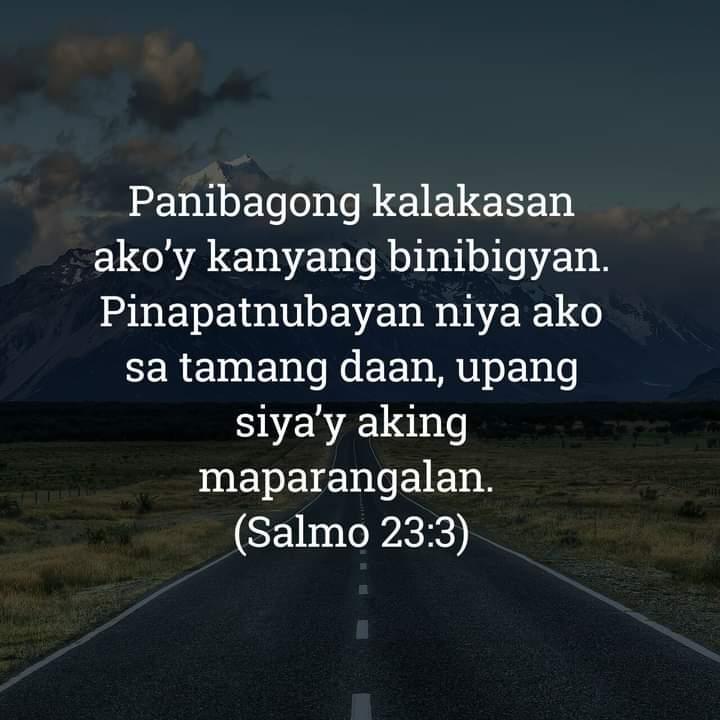 Salmo 23:3, Salmo 23:3
