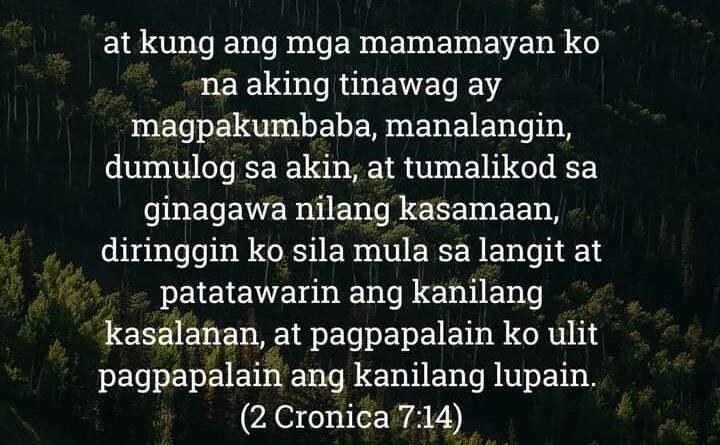 2 Cronica 7:14