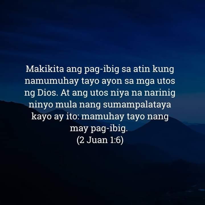 2 Juan 1:6, 2 Juan 1:6