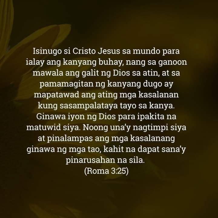 Roma 3:25, Roma 3:25