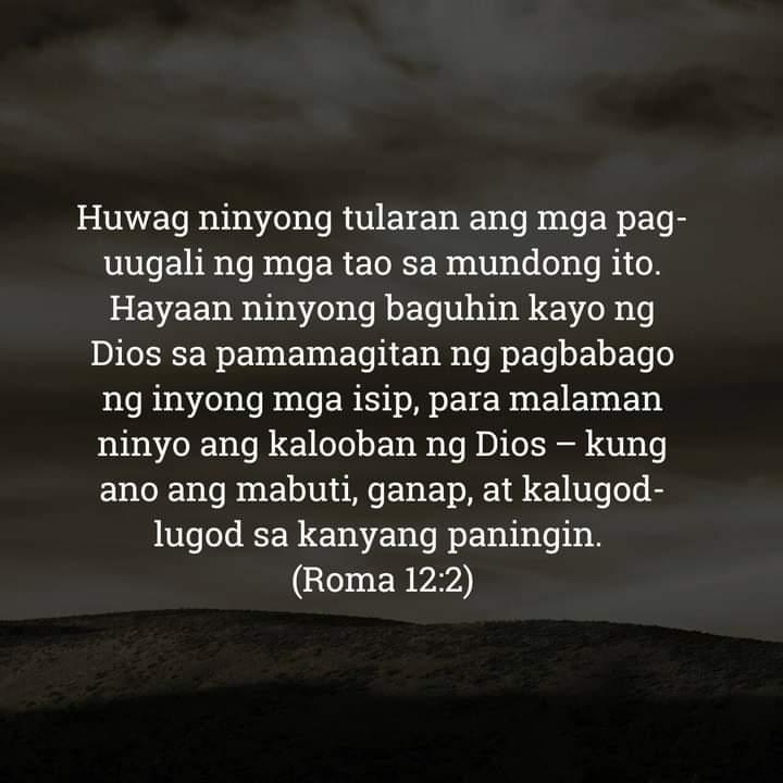 Roma 12:2, Roma 12:2