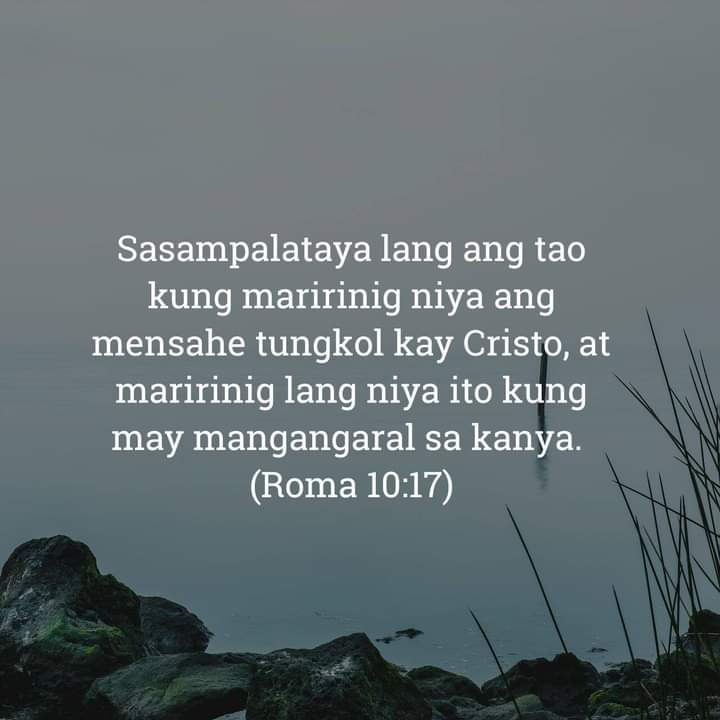 Roma 10:17, Roma 10:17