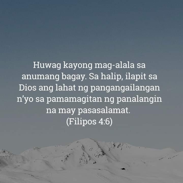 Filipos 4:6, Filipos 4:6