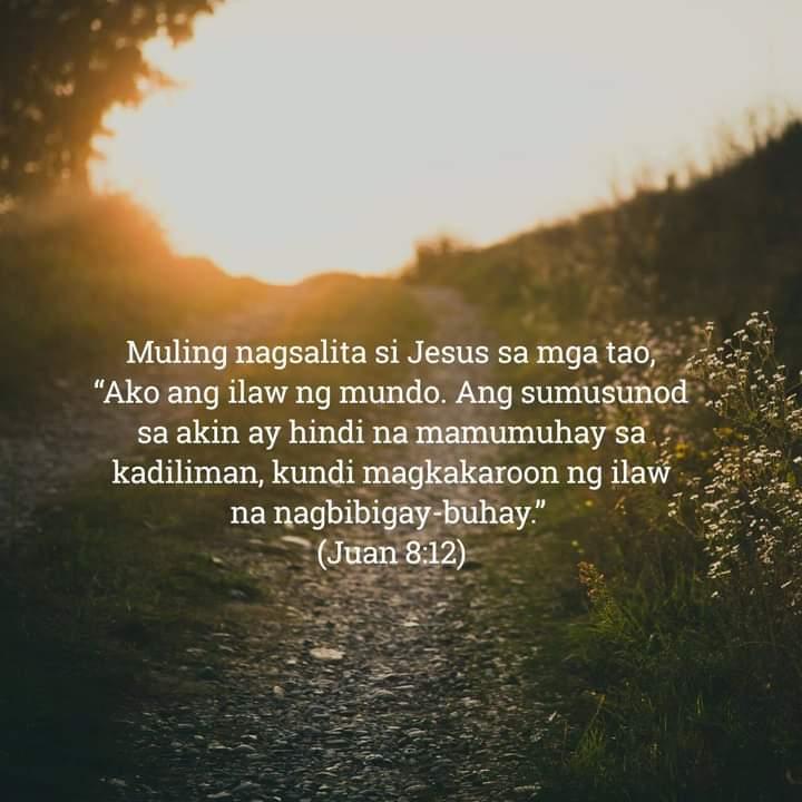 Juan 8:12, Juan 8:12