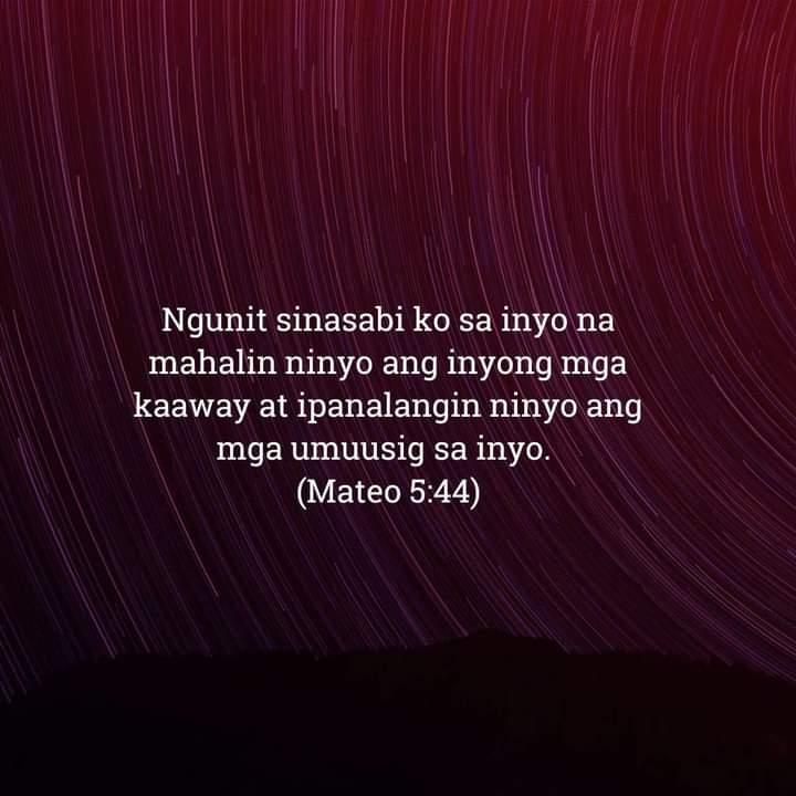 Mateo 5:44, Mateo 5:44