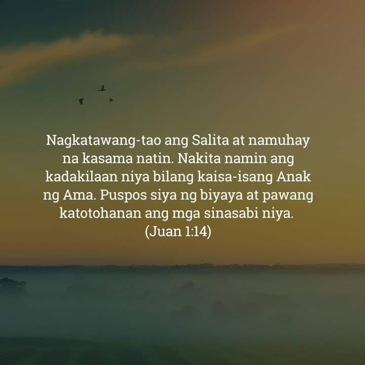 Juan 1:14, Juan 1:14
