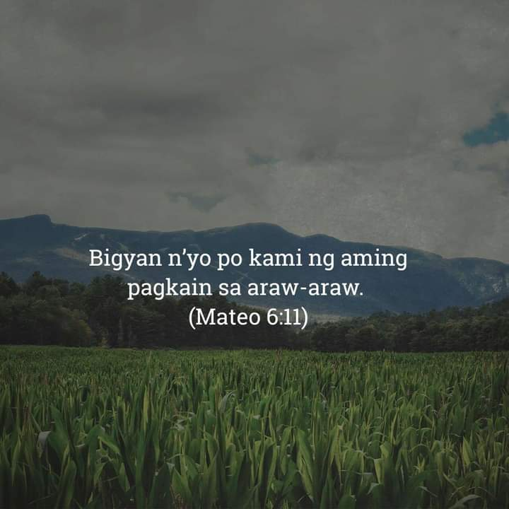 Mateo 6:11, Mateo 6:11