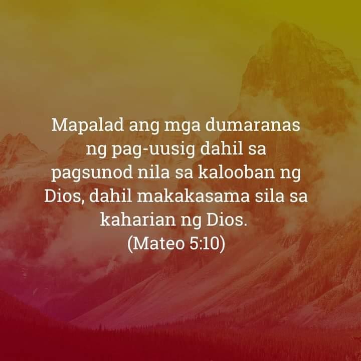 Mateo 5:10, Mateo 5:10
