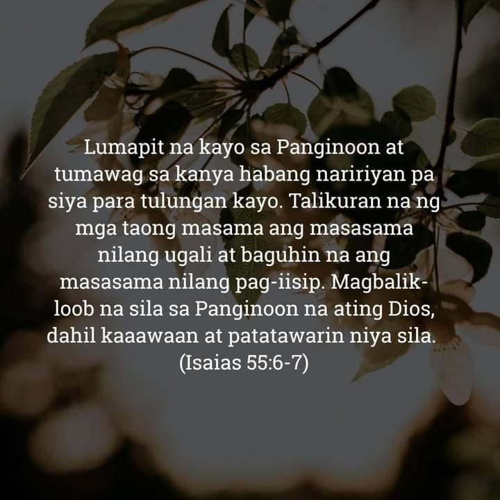 Isaias 55:6-7, Isaias 55:6-7