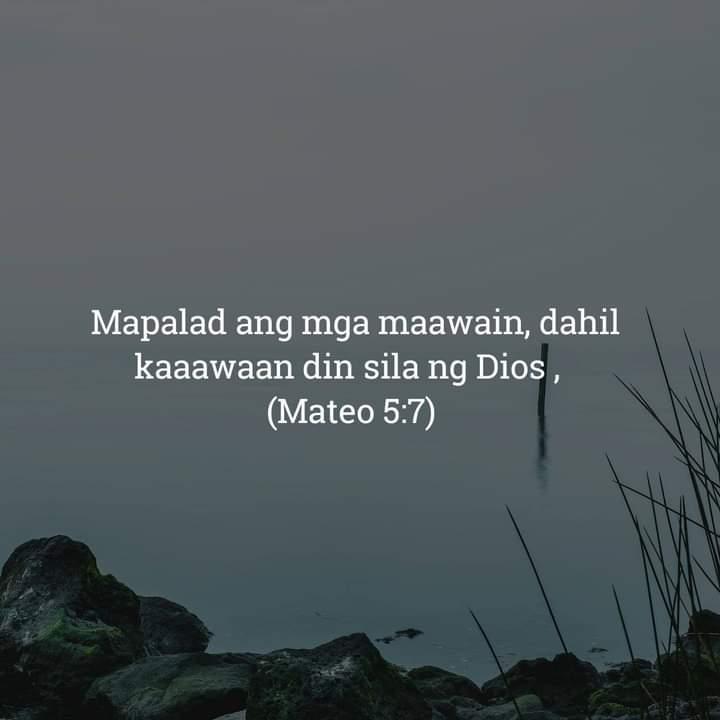 Mateo 5:7, Mateo 5:7