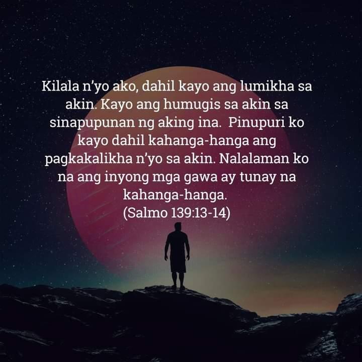 Salmo 139:13-14, Salmo 139:13-14