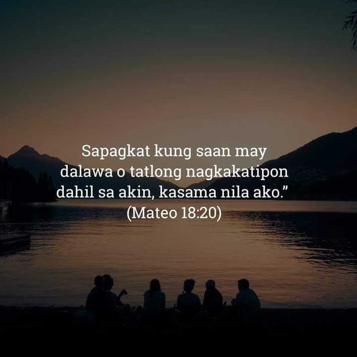Mateo 18:20, Mateo 18:20