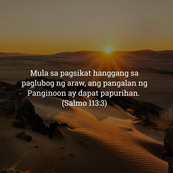 Salmo 113:3, Salmo 113:3