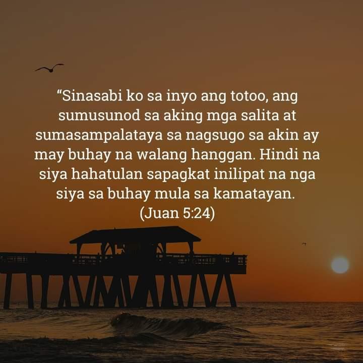 Juan 5:24, Juan 5:24