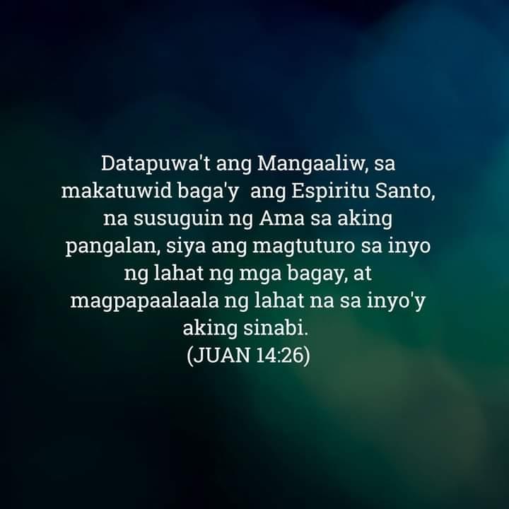 Juan 14:26, Juan 14:26